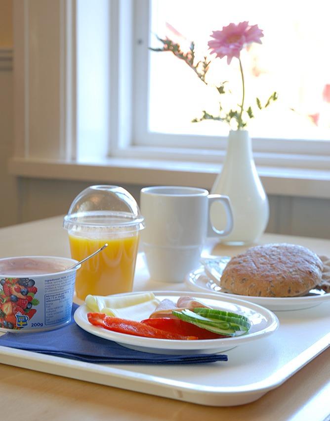 Frukost vandrarhem umeå